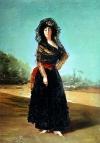 Легенда о герцогине Каэтане де Альба