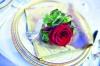 Цветы на ужин —  пища для души!